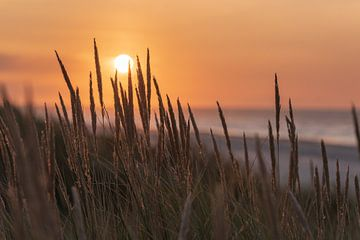 Zonsondergang van Patrick Verheij