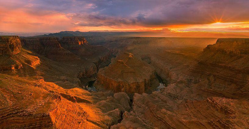 Tatahatso Point, Arizona van Henk Meijer Photography