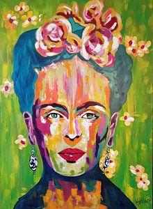 Frida von Kathleen Künstlerin