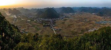 Das Bac Son Valley in Vietnam von Roland Brack