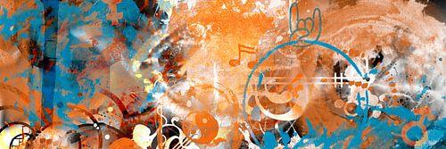 MODERN ART  Buiten De Controle van Melanie Viola
