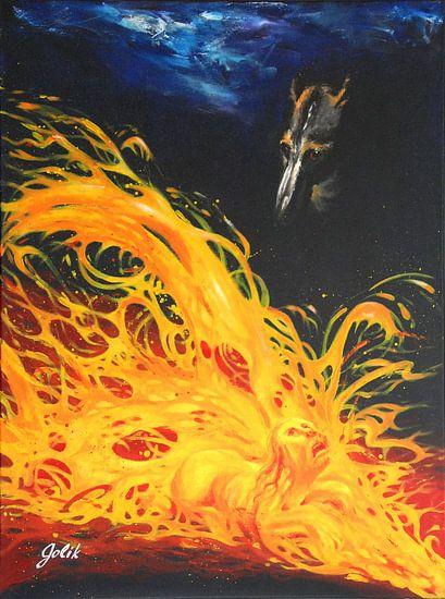 Chimera van Larysa Golik