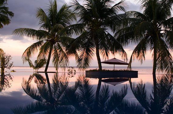 Bali - Lovina Beach 2014 van Wilma van Oeveren - van Hemert