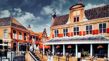 Centrum Monnickendam van Digital Art Nederland