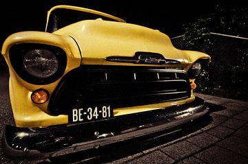 Chevy van Thomas Spaans