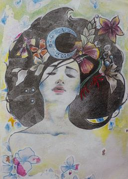 Moon Salute  von M. Ur Rehman
