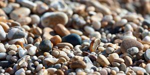 Kiesel am strand von Mieneke Andeweg-van Rijn