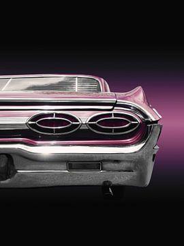 Amerikaanse klassieke auto Star fire 1962