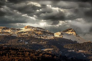 Crans-Montana von Yann Mottaz Photography
