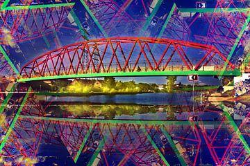 Brückenkunst von Edgar Schermaul