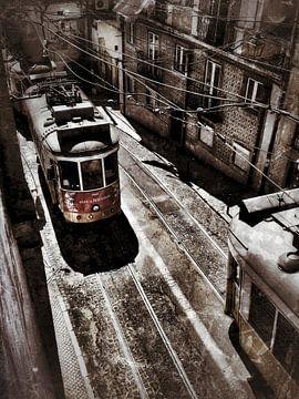 tram line 28 van
