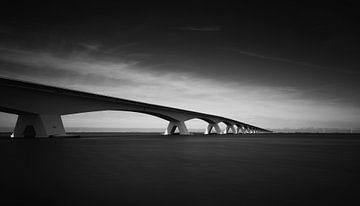 Zeelandbrücke von Menno Schaefer