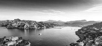 Mallorca SW - Bucht von Porto Andratx von Robert Styppa