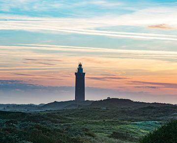 Leuchtturm von Ouddorp die Niederlande von Michel Knikker