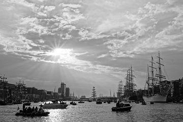 Sail 2015 - Amsterdam von Maurice Weststrate