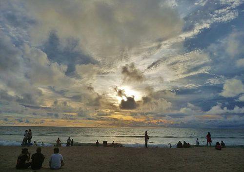 Kutabeach, Bali van