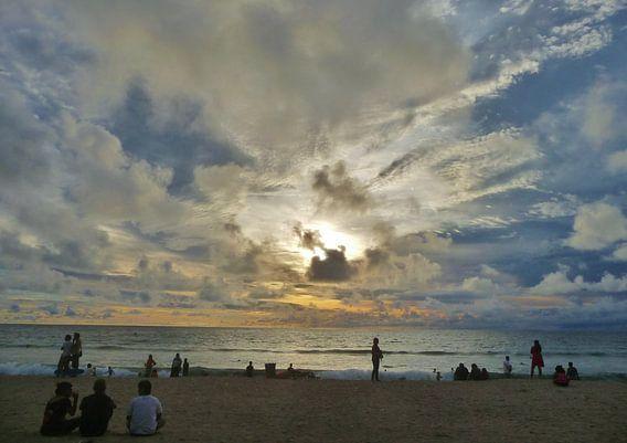 Kutabeach, Bali