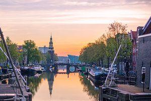 Amsterdamse ochtendgloren