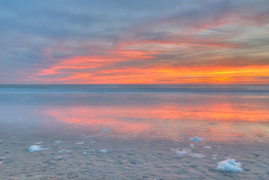 Stilte op het strand van Sigrid Klop