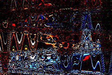 Abstractart :  Willekeurig van Michael Nägele