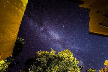 Melkweg tussen de sterren  van Marco Schep