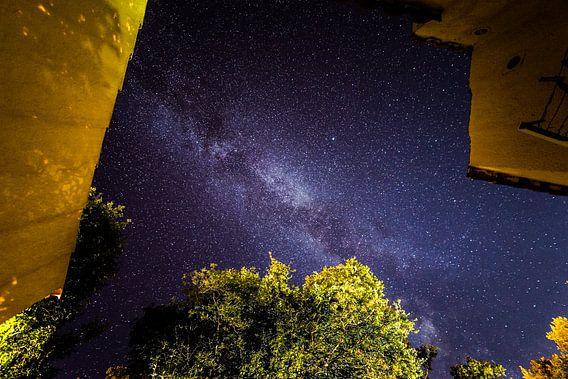Melkweg tussen de sterren