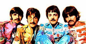Beatles, sargeant Pepper von Herman de Langen