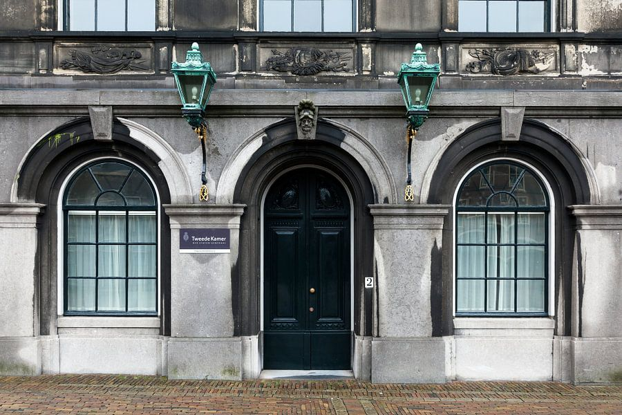 Het Binnenhof 2 in Den Haag