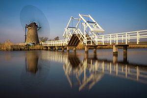 Spinning Windmill van