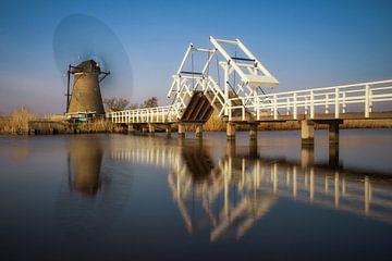 Spinning Windmill van Martin Podt