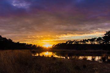 Sunset von Jeroen Maas