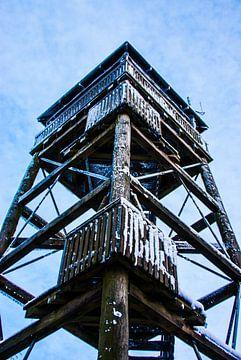 Uitkijktoren Borgholzhausen van Norbert Sülzner