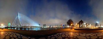 Rotterdam, Noordereiland von Sjoerd Mouissie