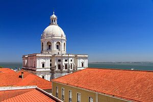 Santa Engrácia Lissabon van