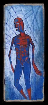 Spiderman van Kuba Bartyński