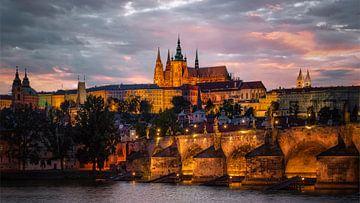 Prague castle 3 von Iman Azizi