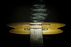 Akustik-Gitarre von Luc V.be