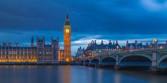 Big Ben en Palace of Westminster (Londen) - 2
