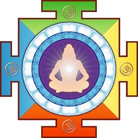Tiefempfundene Meditation - Das Licht der Natur des Bewusstseins von Paul Evdokimov