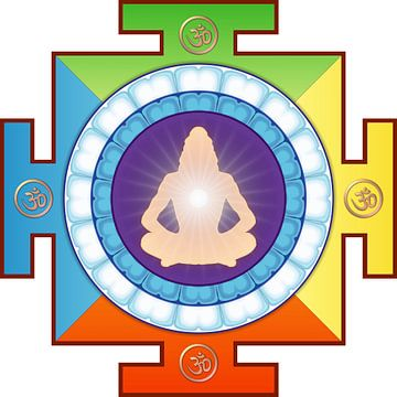 Diepgaande Meditatie - Het Licht van de Natuur van het Bewustzijn van Paul Evdokimov