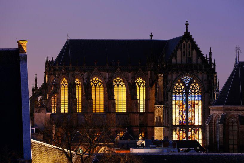 Domkerk in Utrecht  von Donker Utrecht