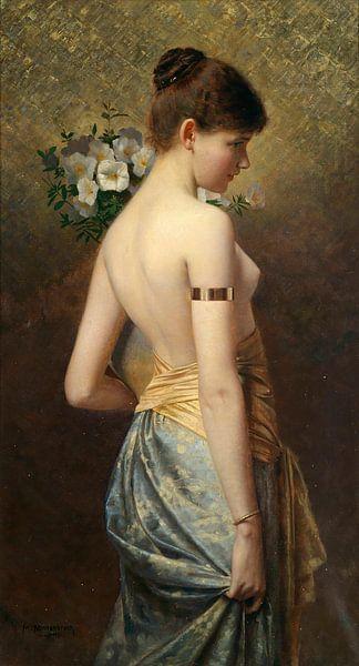 Flora, Max Nonnenbruch von Atelier Liesjes