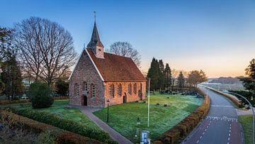 Zweeler kerk van Lynxs Photography