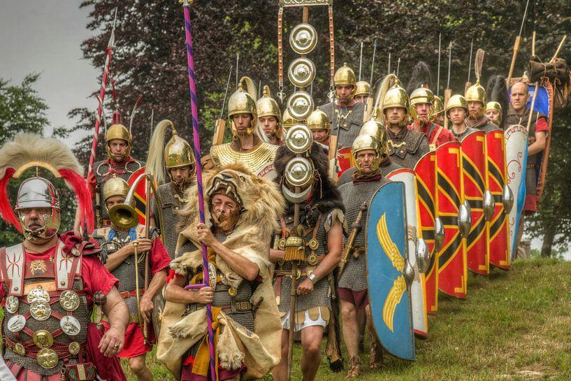 De Romeinen in Bocholtz van John Kreukniet
