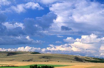 Landschaft der Toskana von Dick Termond