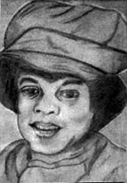 Michael Jackson 12 jaar-Michael Jackson 12 years-Michael Jackson 12 ans-Michael Jackson 12 Jahre-Mic von aldino marsella