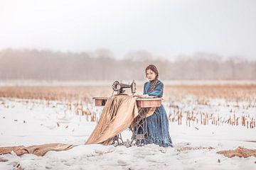 Winter und Frühling von Elke De Proost