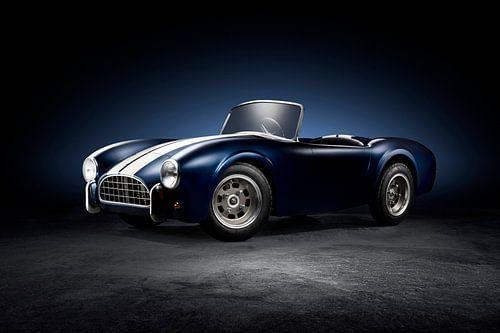 AC Cobra Junior Car van Thomas Boudewijn