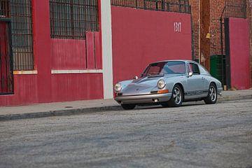 Magnus Walker short wheelbase 911 van Maurice van den Tillaard