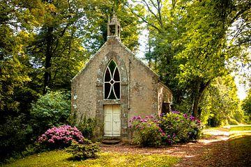 Kapel in Frankrijk van Vivian Teuns